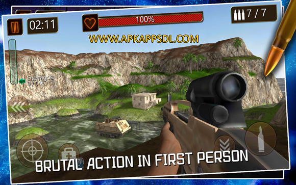 Download Battlefield Frontline 2 Apk Mod v5.1.2 Full Version 2016