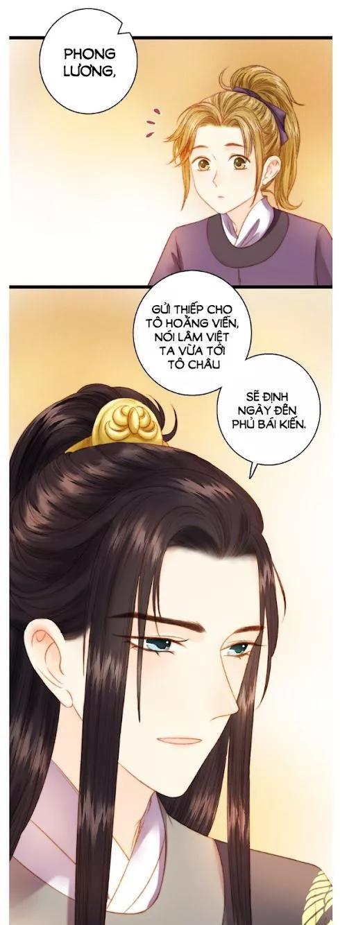 Nàng Phi Cửu Khanh - Thần Y Kiều Nữ chap 9 - Trang 22