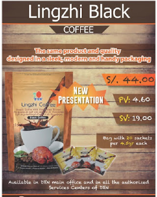 lingzhi black coffee usa
