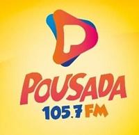 Ouvir agora Rádio Pousada FM 105,7 - Caldas Novas / GO