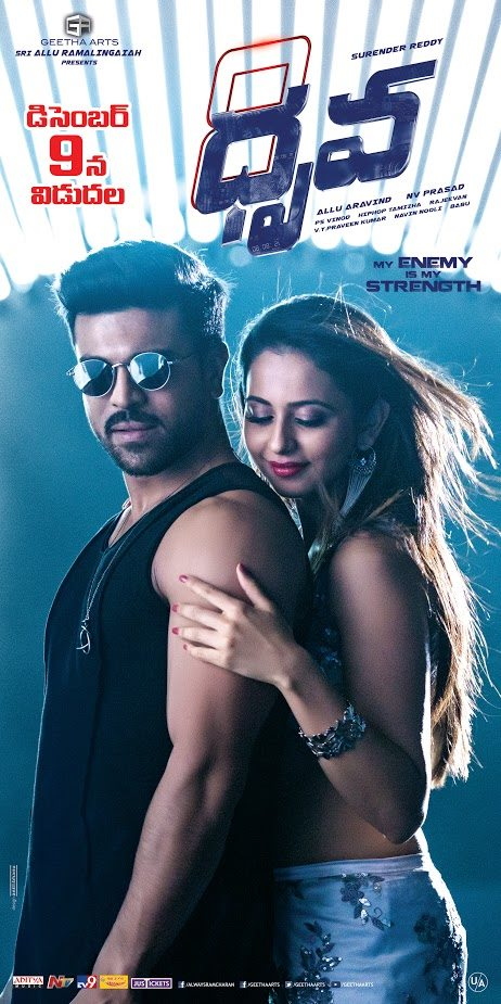 Dhruva movie first look wallpapers-HQ-Photo-10