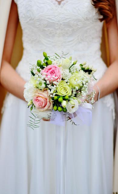 nơi bán hoa cưới đẹp nhâts