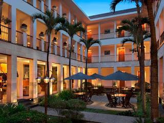 Sany Rosa Hotel, Hotel dengan Kamar Termurah Rp 400 Ribuan