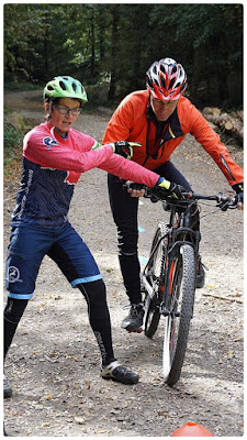Hirschsprung bietet mittlerweile auch Fahrtrainings speziell für e-Bikes an.
