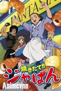 Vua Bánh Mỳ Nhật Bản - Yakitate!! Japan 2012 Poster