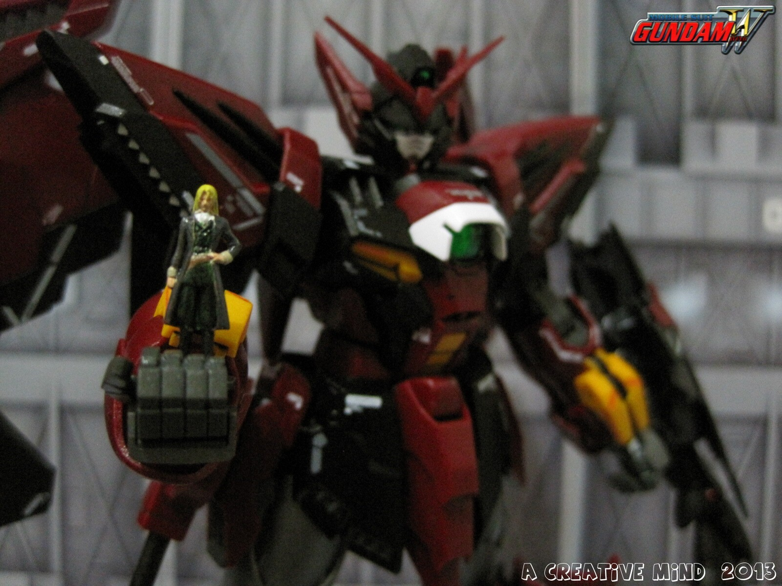 epyon gundam wing - photo #28