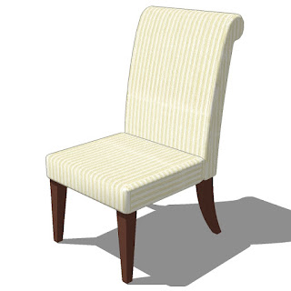 Sketchup - Chair-030