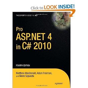 4 c# asp.net download 2010 ebook in pro