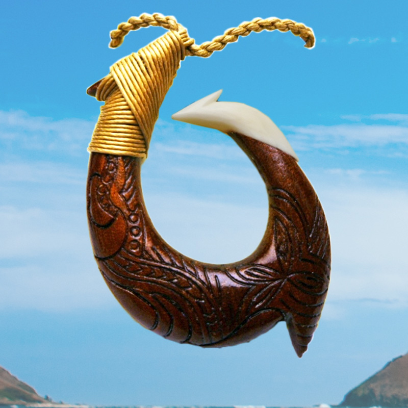 Hawaiian Jewelry The Meaning Of The Fish Hook Necklace