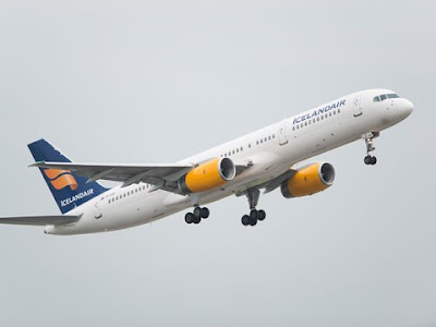 Icelandair y WOW Air tienen docenas de destinos internacionales
