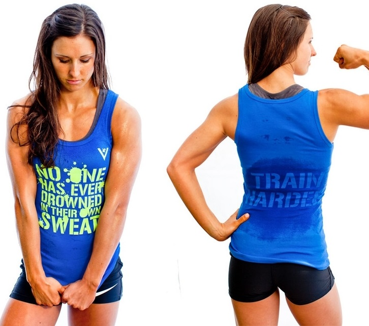 Sweat Activated Fitness Tops | Fashion Blog by Apparel Search