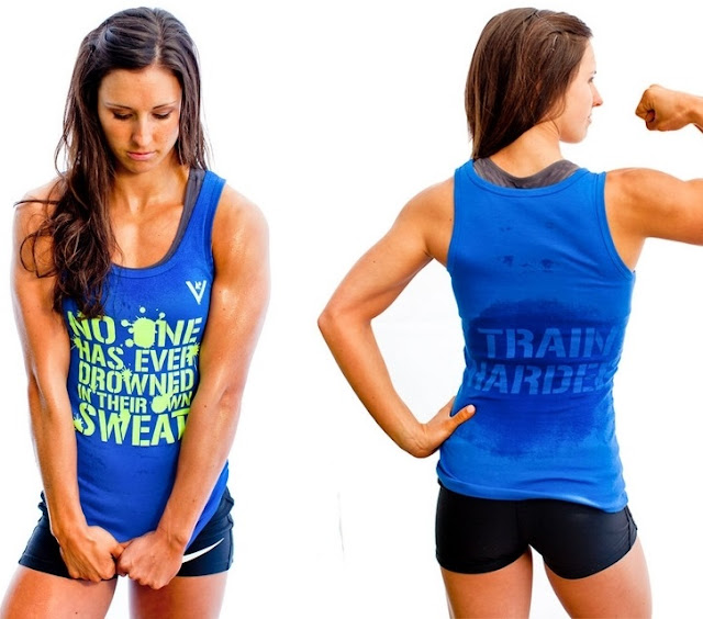 Women's Sweat Activated Fitness Apparel