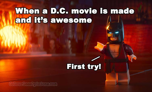 lego batman movie dc meme