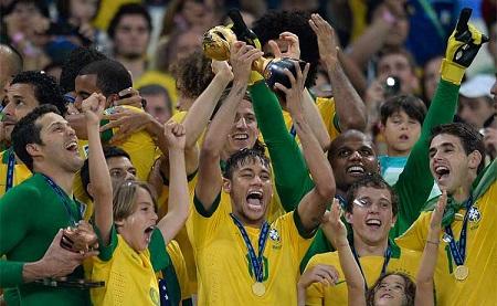Brasil - Copa das Confederações 2017