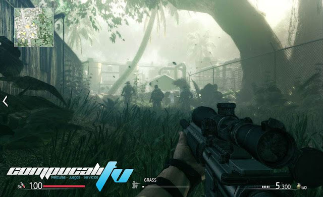 Sniper Ghost Warrior Gold Edition PC Full Español