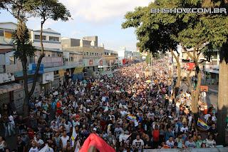 IMG 9978 - 13ª Parada do Orgulho LGBT Contagem reuniu milhares de pessoas