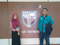 Fadhli Robby dan Nufaisah Ikuti Agri-Relationship ASEAN Universities Network