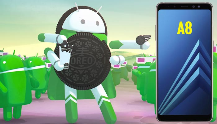 Firmaware / Stock ROM Android Oreo Samsung A8 (2018) & A8+ (2018) Download