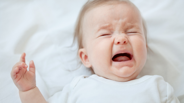 Masih Belum Banyak Yang Tau, Tangisan Bayi Ternyata Punya Arti Tersendiri !