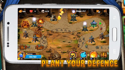 Tower Defense Battle v1.3.1 Mod Apk Money