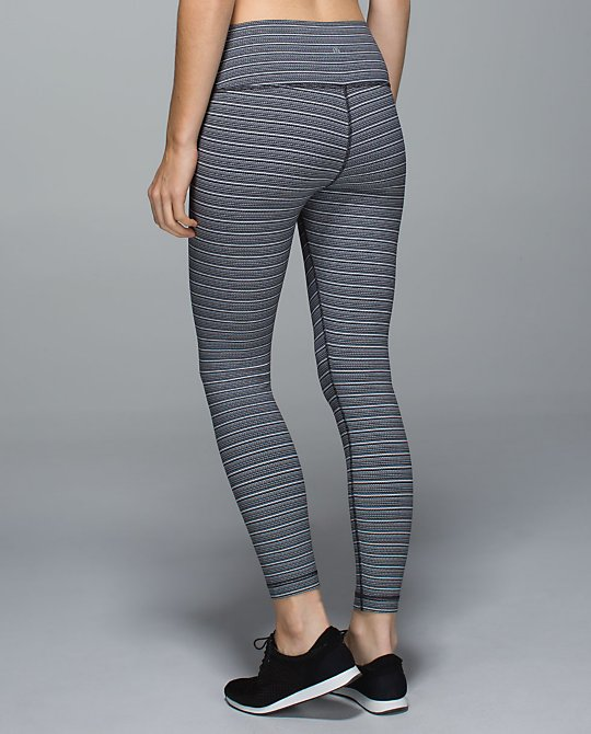 lululemon high rise pant