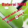 Apakah baterai non removable lebih awet dari Baterai yang bisa di lepas ?