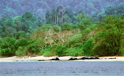 Visit south Myanmar island and beaches