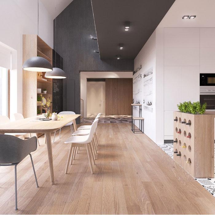 Moderno stile scandinavo blog di arredamento e interni for Design moderno interni