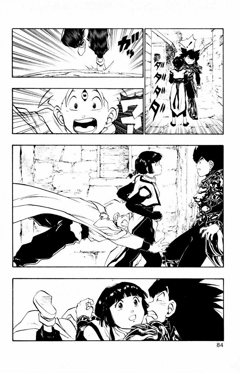 Dragon Quest: Emblem of Roto chap 35 trang 34