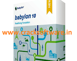 Download Babylon NG full program key activation Babylon dictionary