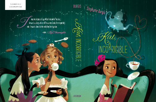 Kat Incorrigible Written By Stephanie Burgis 295 Pp Rl 5