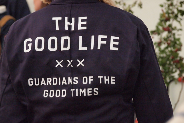 Guardians of the Good Times at the Good Life Experience