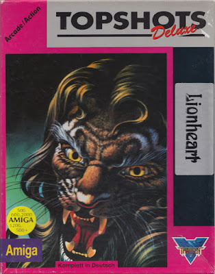 Review - Lionheart - Amiga
