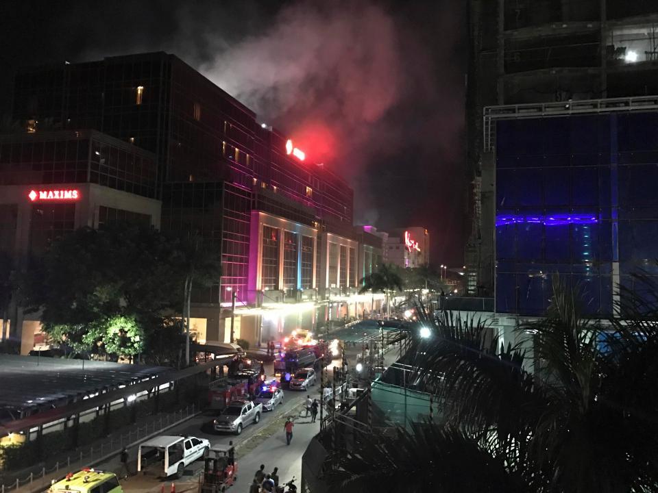 Alleged Resorts World gunman commits suicide