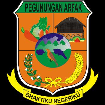 Logo Kabupaten Pegunungan Arfak PNG