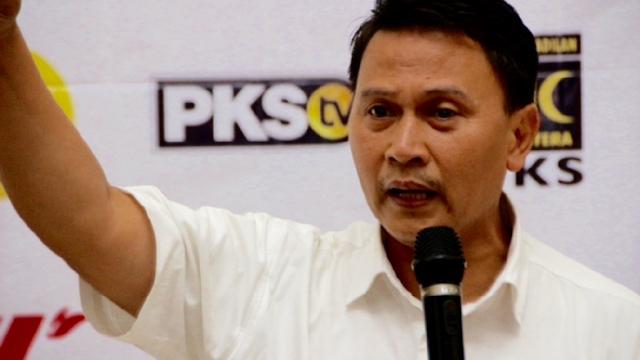TGB Zainul Majdi Dukung Jokowi 2 Periode, PKS Terlihat Ketar-ketir, Mardani Ali Sera Cuap-cuap Bawa Umat ........