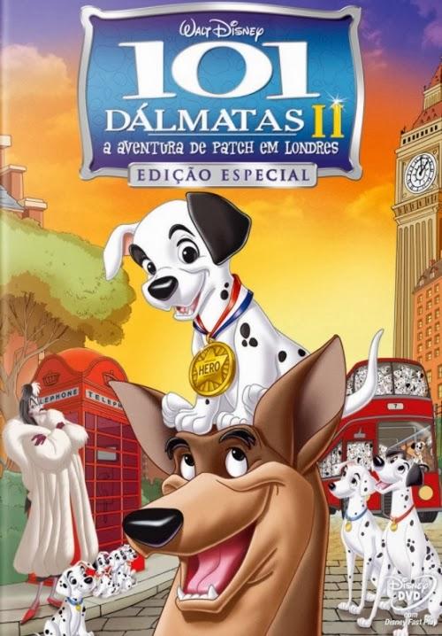 101 Dálmatas II: A Aventura de Patch em Londres Torrent – Blu-ray Rip 720p e 1080p Dual Áudio (2003)