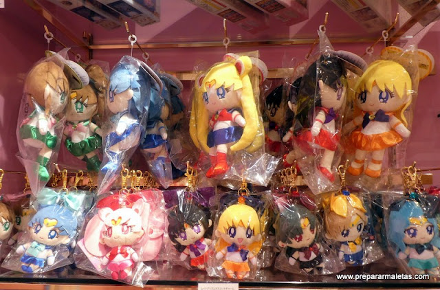 comprar sailor moon tokio