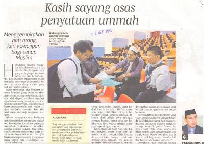 Image result for akhbar kasih sayang keluarga