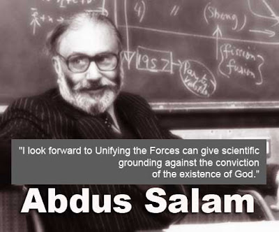 A brief biography of the Muslim physicist Abdus Salam of Pakistan