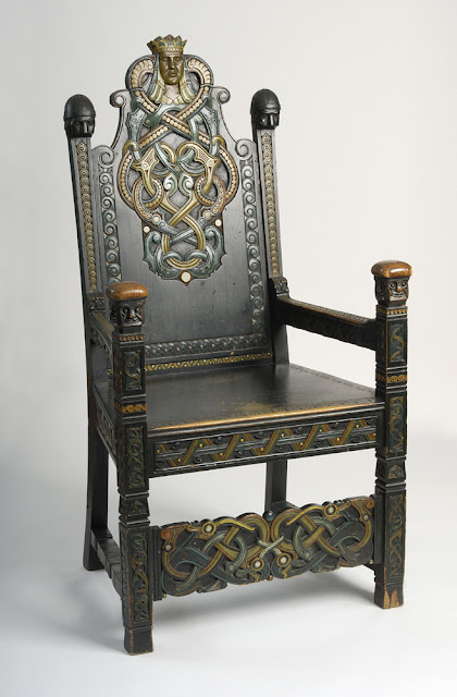 News from the stores: Object of the Week: Lars Kinsarvik chair