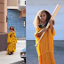 Little girl dresses as Beyonce for Halloween