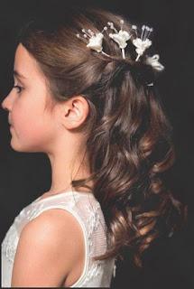 Best Hairstyles for Flower Girls