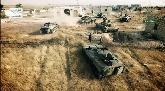 Οι Τούρκοι χτύπησαν Αρμένικες συνοικίες στο Χαλέπι