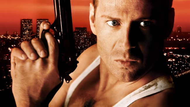 A Budapest Secret Cinema bemutatja: Die Hard maraton!
