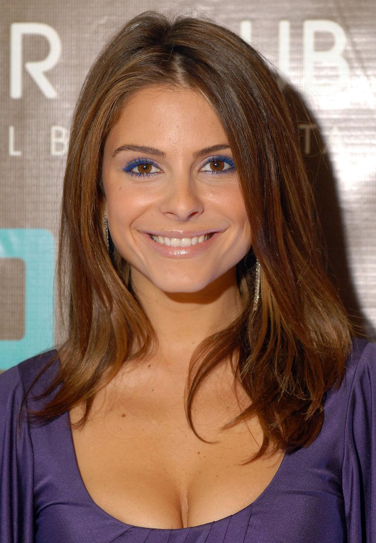Maria Menounos Hairstyle Pics Online News Icon
