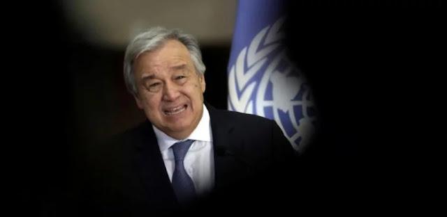 Sekjen PBB: Genosida Di Myanmar Kejahatan Perang Berat