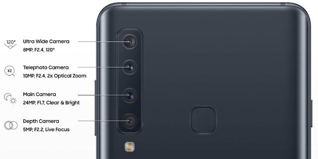 Samsung Galaxy A9 will have 4 rear cameras