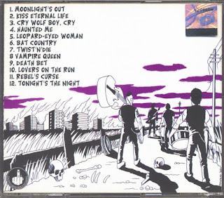 The Crazed  –  Moonlight's Out_back