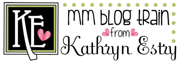 My Memories Blog Train